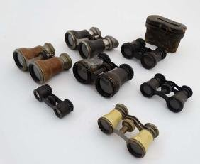 Binoculars : A collection of Opera and Racing Glasses ,