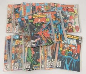 Comic Books: A collection of Approximately 63 1980s DC