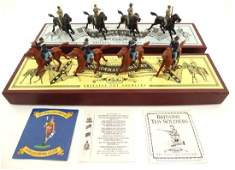 Toys: Two boxed sets of 1994 W.Britains Special