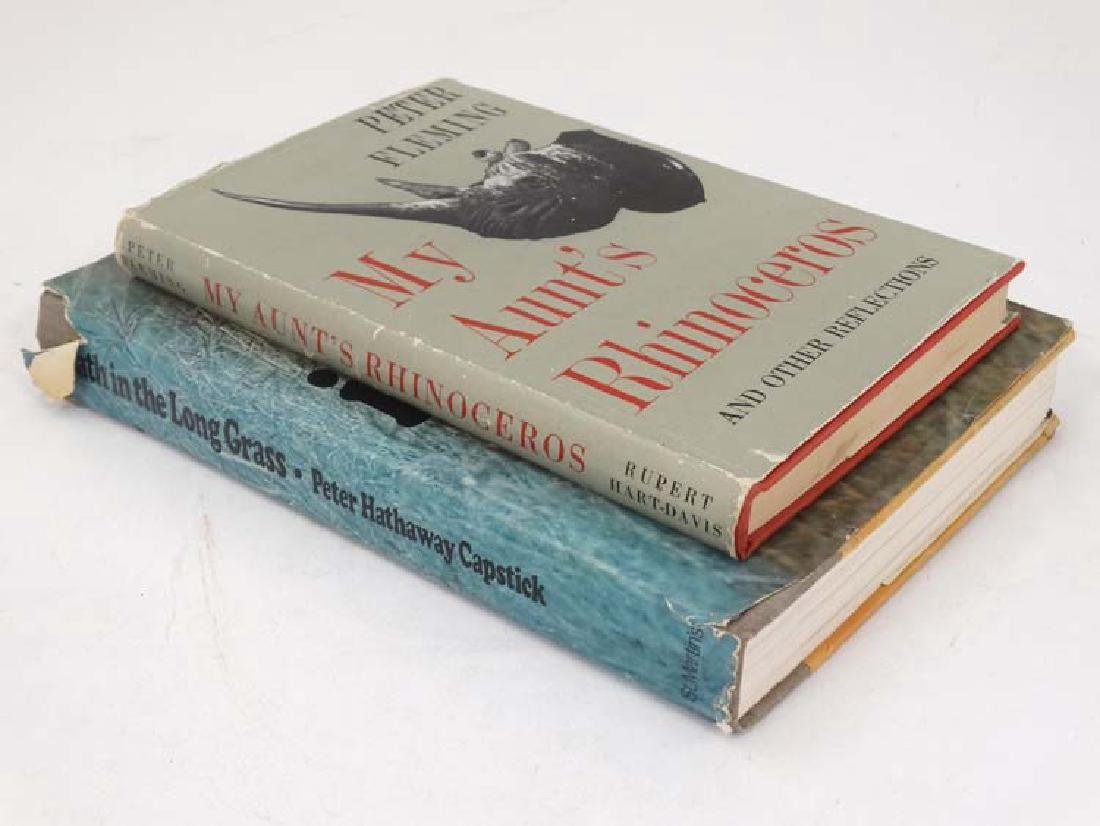 Books: '' My Aunt's Rhinoceros: And other reflections