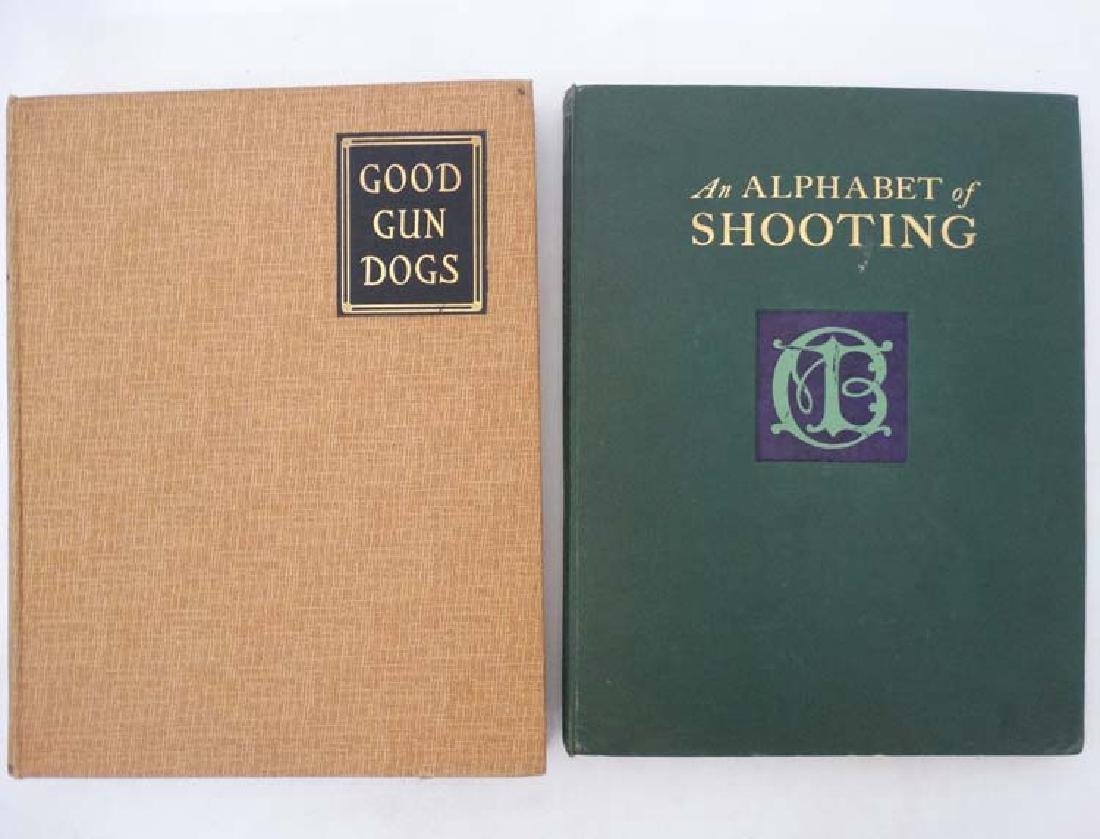 Books: '' An Alphabet of Shooting '' by Eric Parker ,