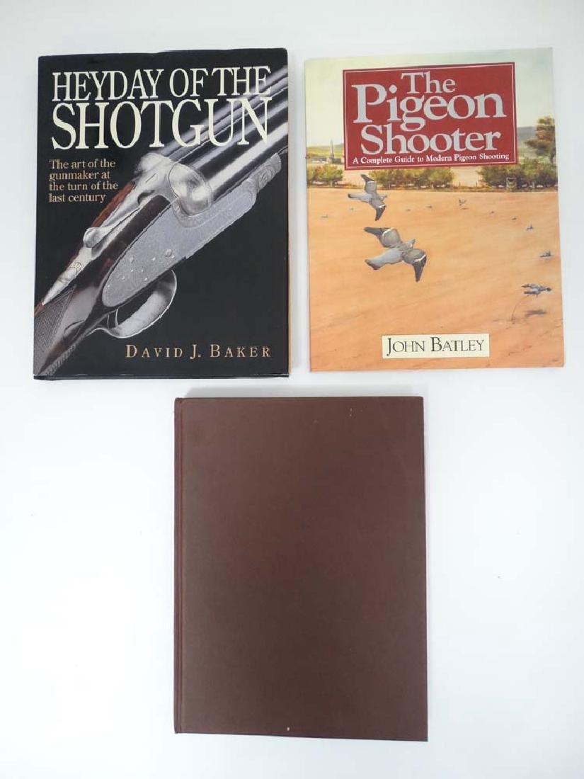 Shooting Books: A collection of three shooting books