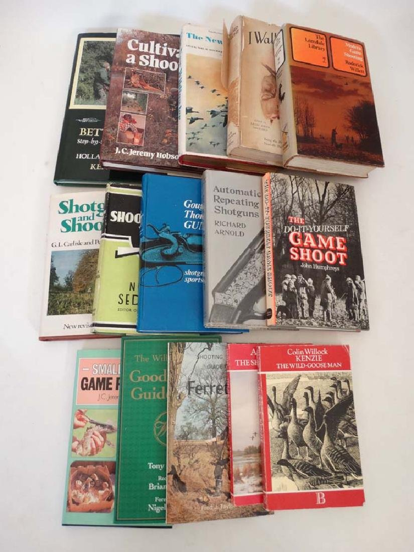 Books: A collection of 14 Sporting Books to include: '' - 2
