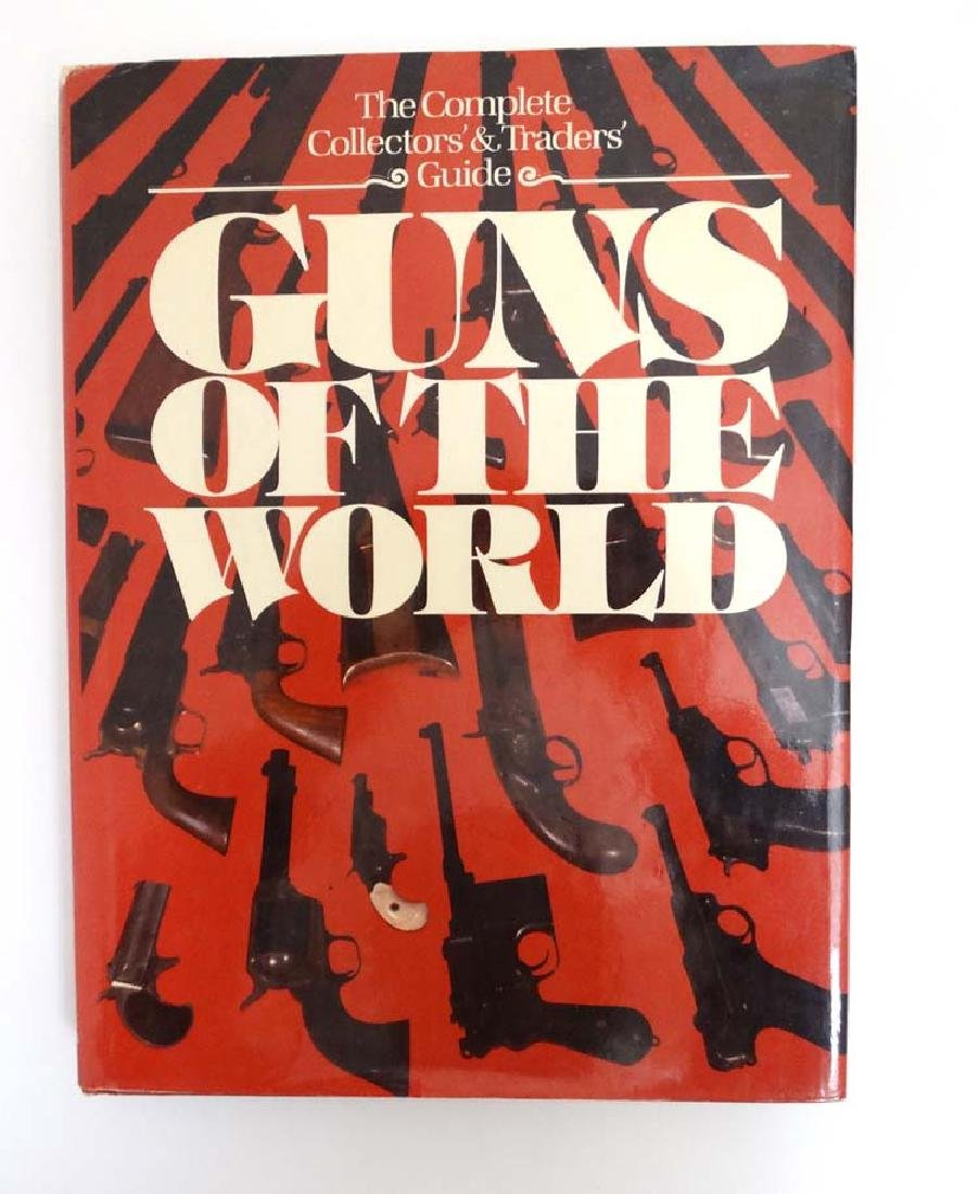 Book: '' Guns of the World '' edited by Hans Tanner,