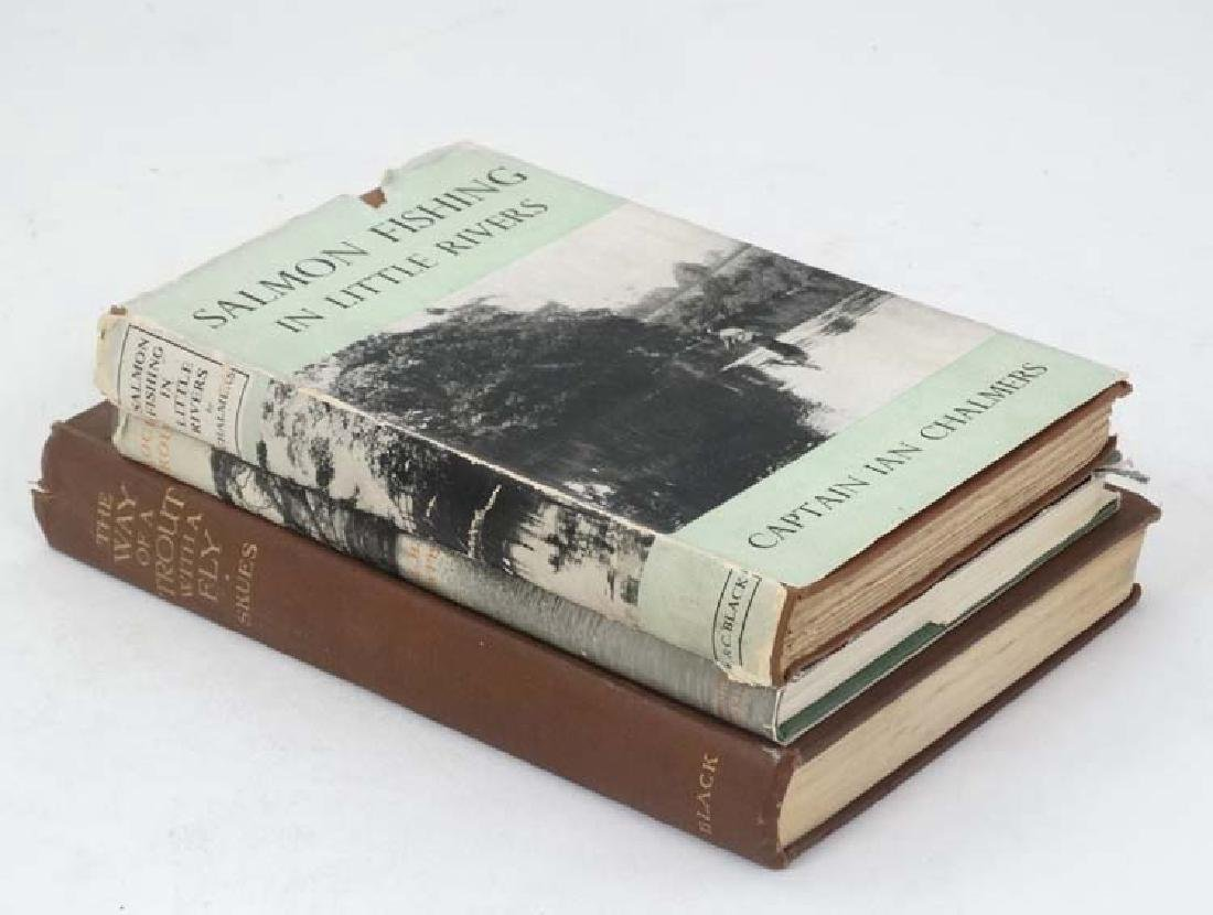 Fishing Books: '' Loch Trout '' by Col H A Oatts,