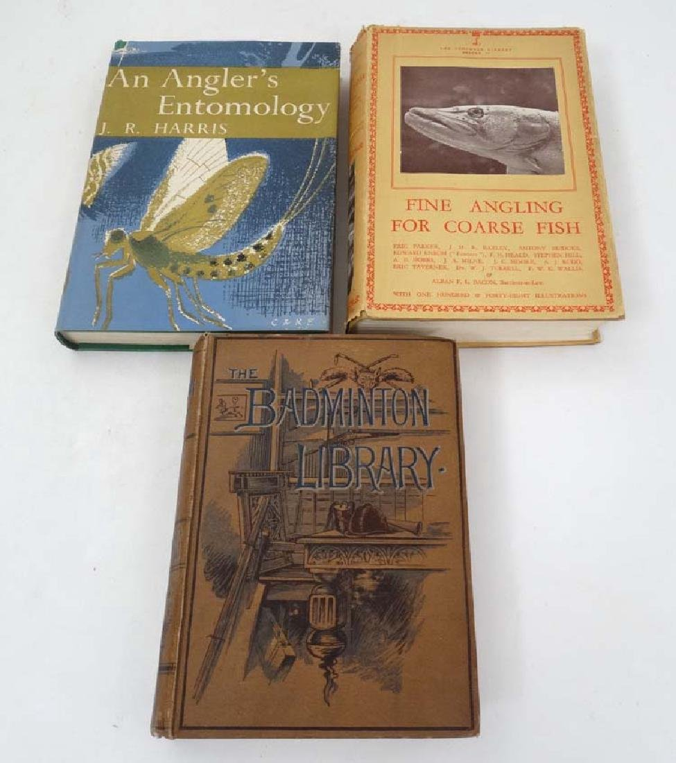 Fishing Books: '' Fishing '' by H Cholmondeley-Pennell,