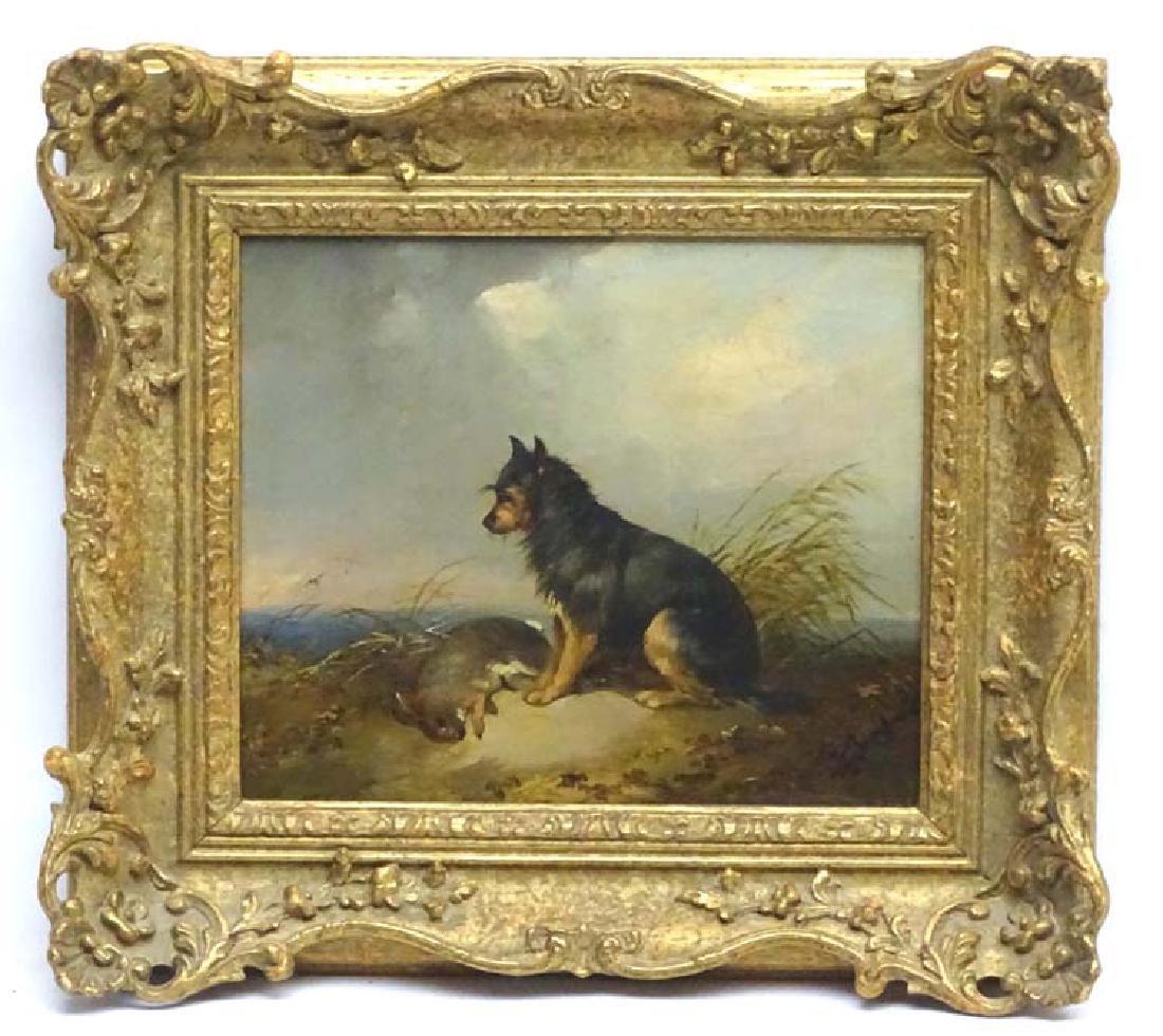 G Armfield XIX Canine School, Oil on canvas, A Black - 3