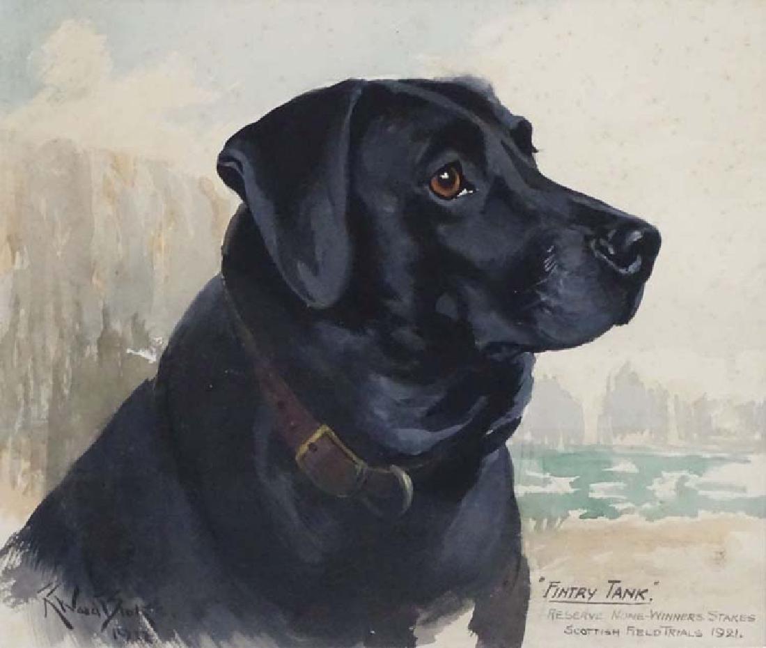 Reuben Ward Binks (1880-1950) British Canine School, - 3