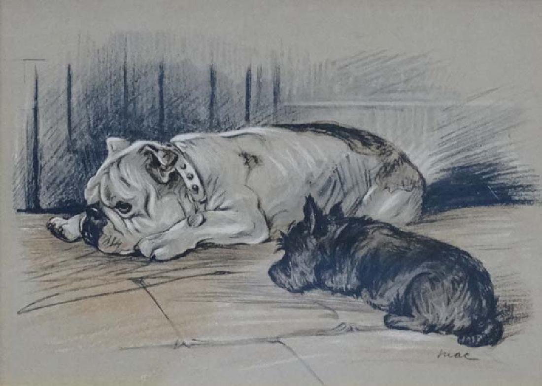 After ' Mac ' ( Lucy Dawson c.1936-1957), Coloured - 3