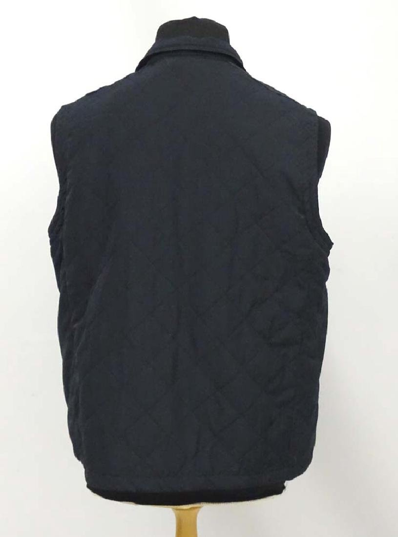 Power Field navy gilet/vest, size XL, with original tag - 2