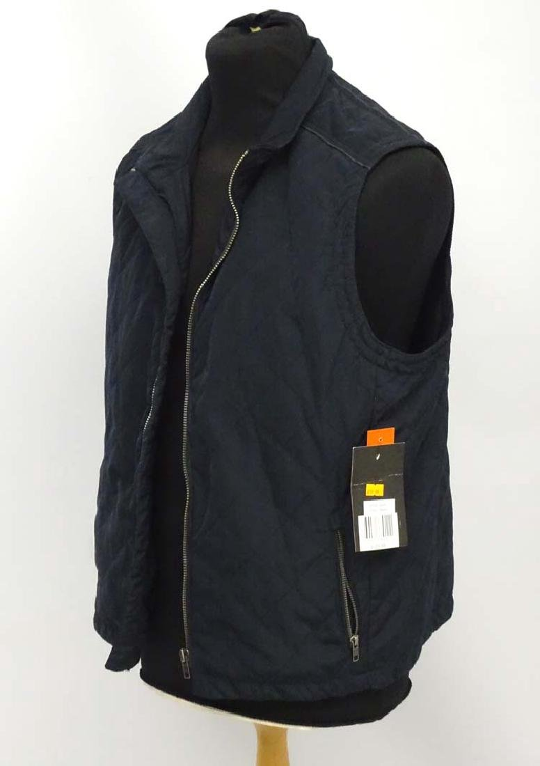 Power Field navy gilet/vest, size XL, with original tag - 4