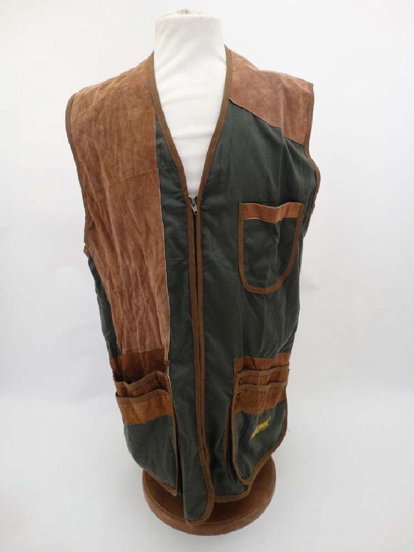 A Napier of London Skeet Vest , size XL.
