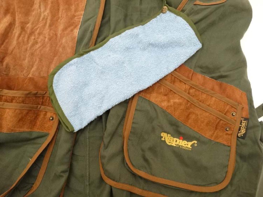 A Napier of London Skeet Vest , size XL. - 2