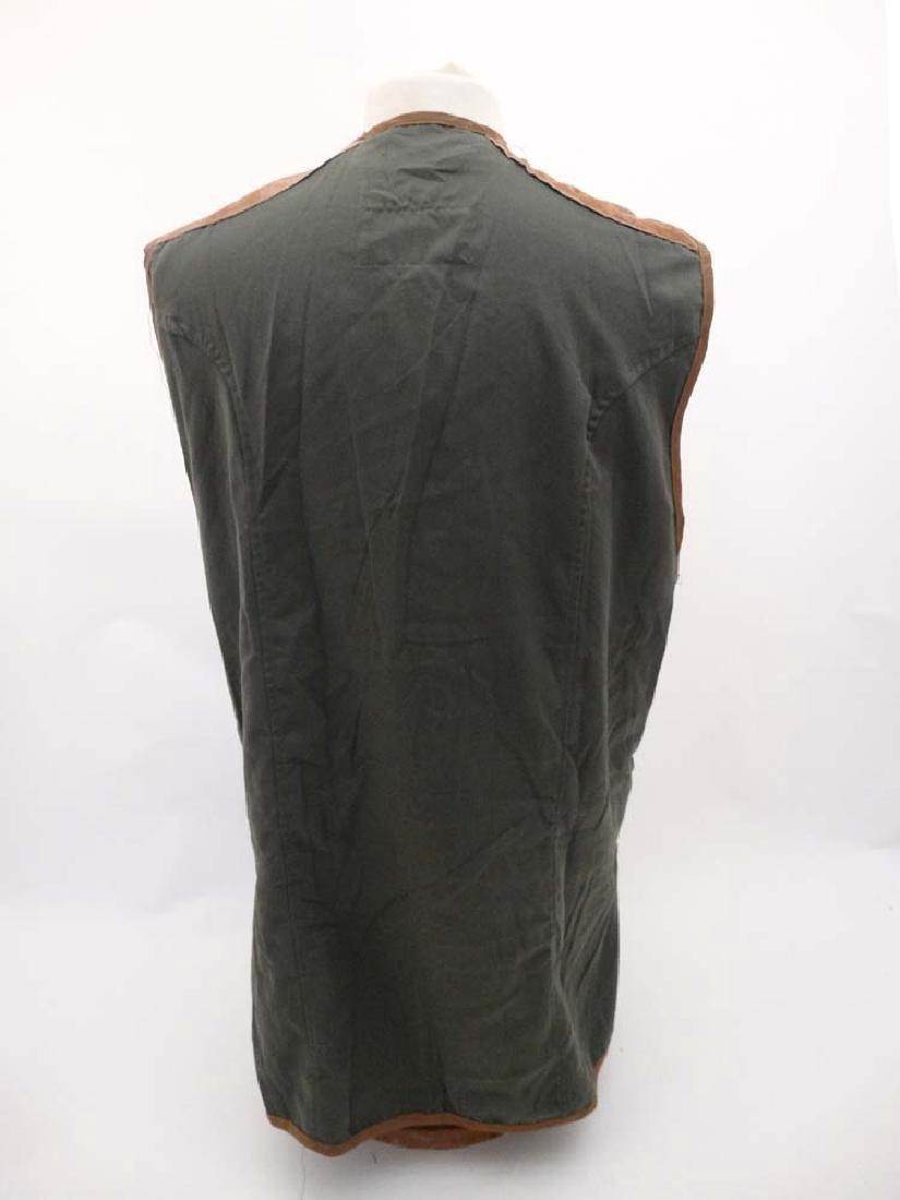 A Napier of London Skeet Vest , size XL. - 5