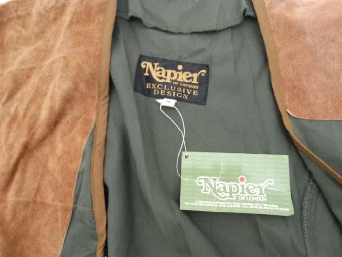 A Napier of London Skeet Vest , size XL. - 6