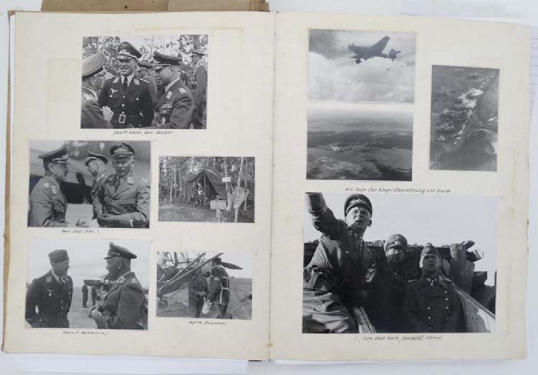 Generalfeldmarschall Wolfram Frieherr von Richthofen ,(