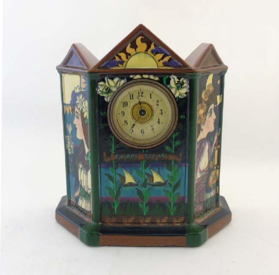 Art Nouveau : a Fred Rhead ( 1856-1933) designed (
