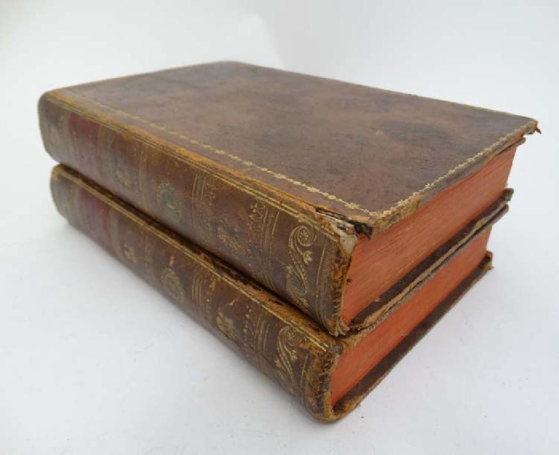 Books: Two books on 'Histoire de L' amerique' to