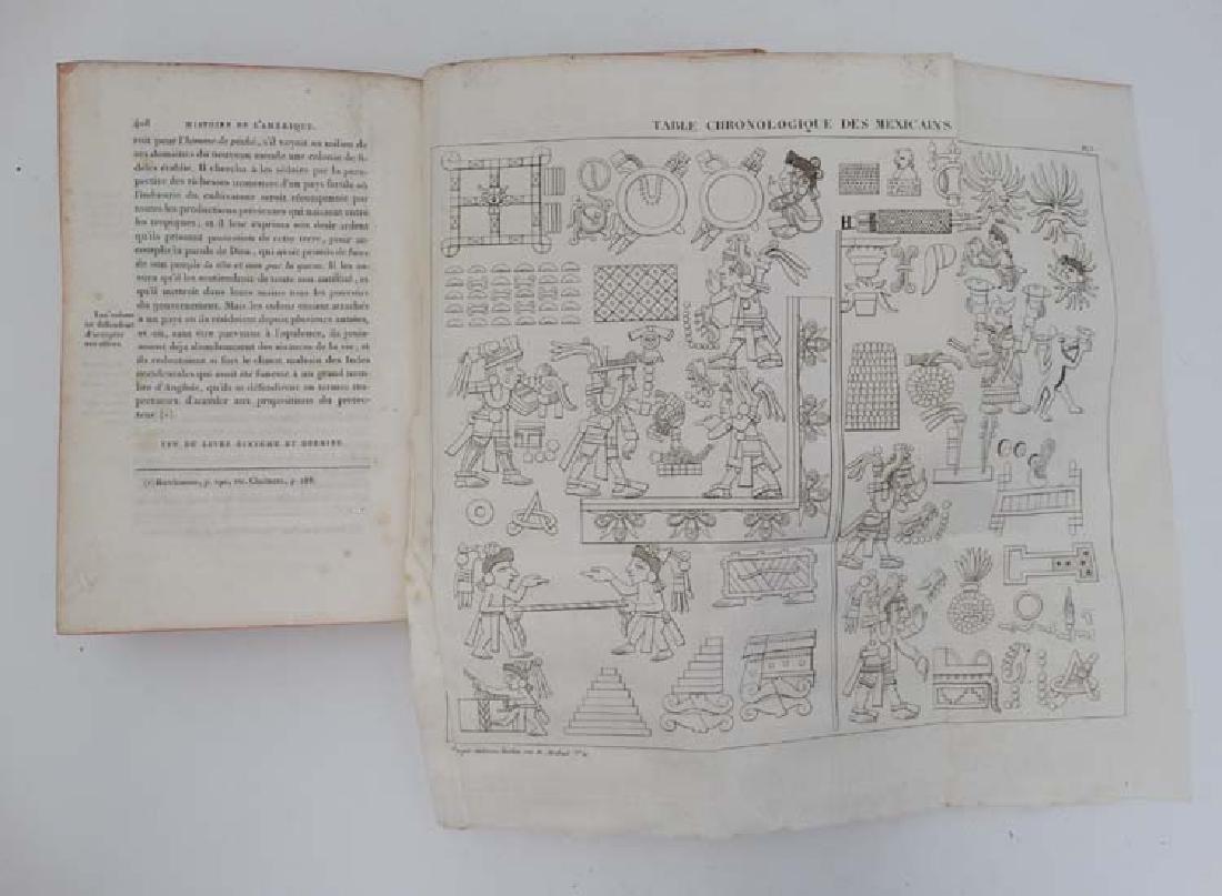 Books: Two books on 'Histoire de L' amerique' to - 2
