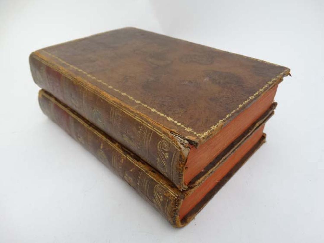 Books: Two books on 'Histoire de L' amerique' to - 4