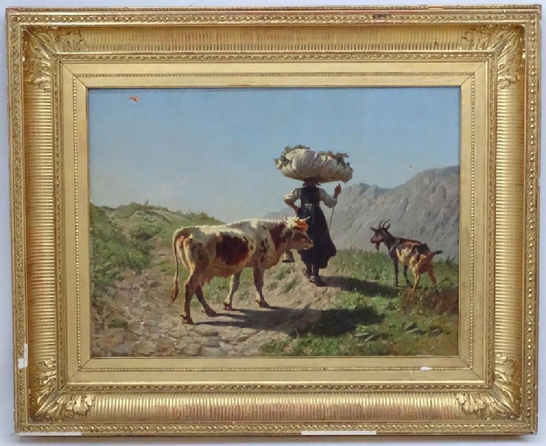 Charles Humbert (1813-1881), Jean Charles Ferdinand
