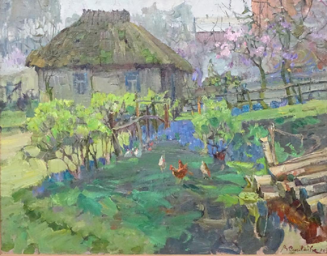 Vladimir Ivanovitch Singaevski (1933-2007),Russian - 3