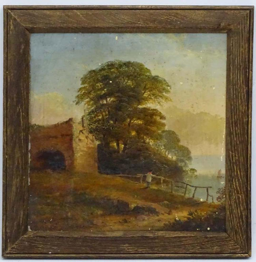 Attributed to Henry John Boddington XIX-XX, Oil on