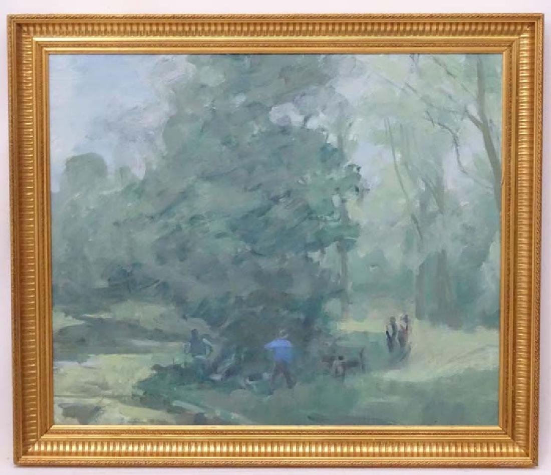 Manner of Sir Alfred Munnings XX,? Oil on board ,