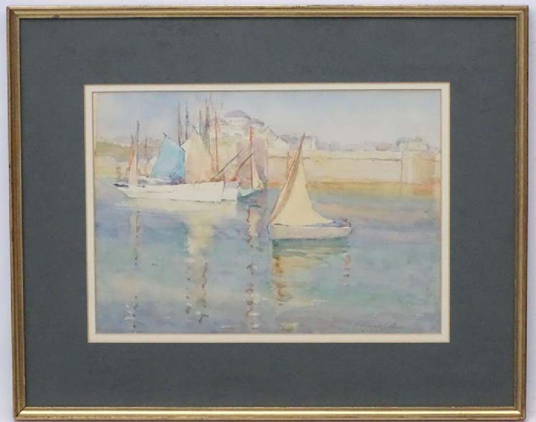 Mildred Hall  Fl.1892-1935, Watercolour, Continental