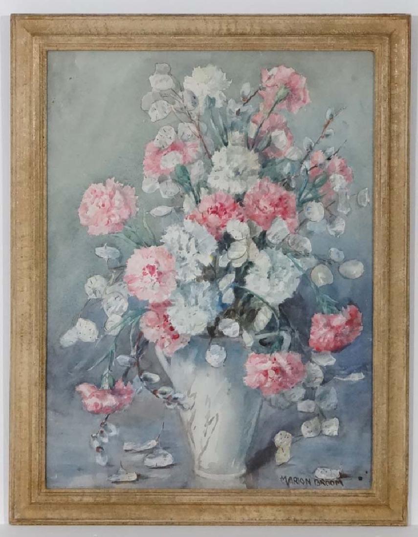 *Marion L Broom (1878-1962) R.W.S. Watercolour,