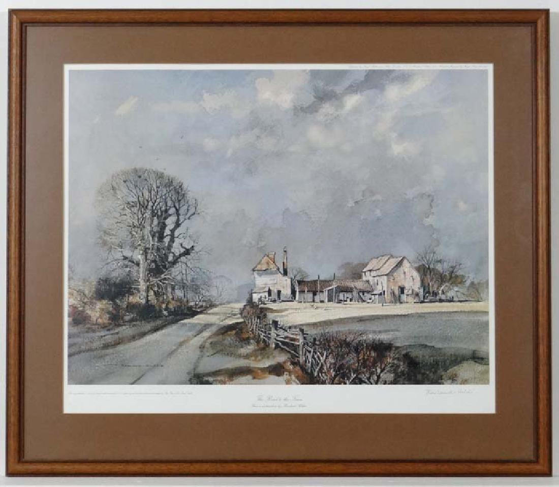 Rowland Hilder (1905-1993), Limited edition coloured