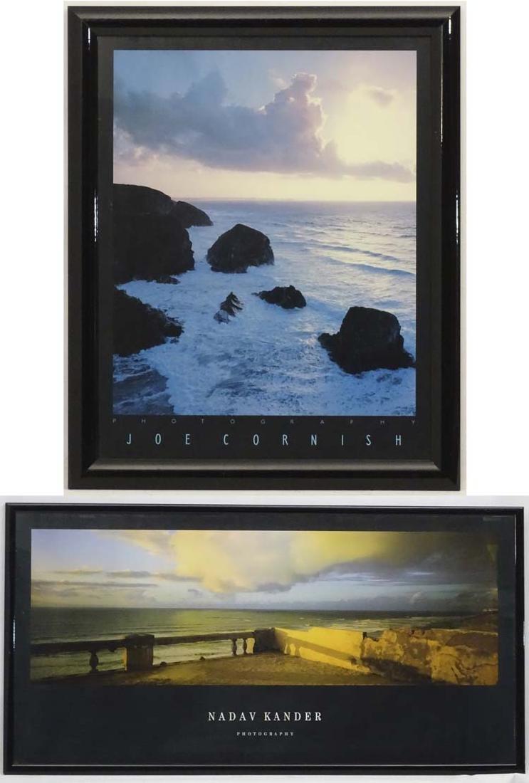 *Joe Cornish Photography 27 1/2 x 21 1/2, and Nadav