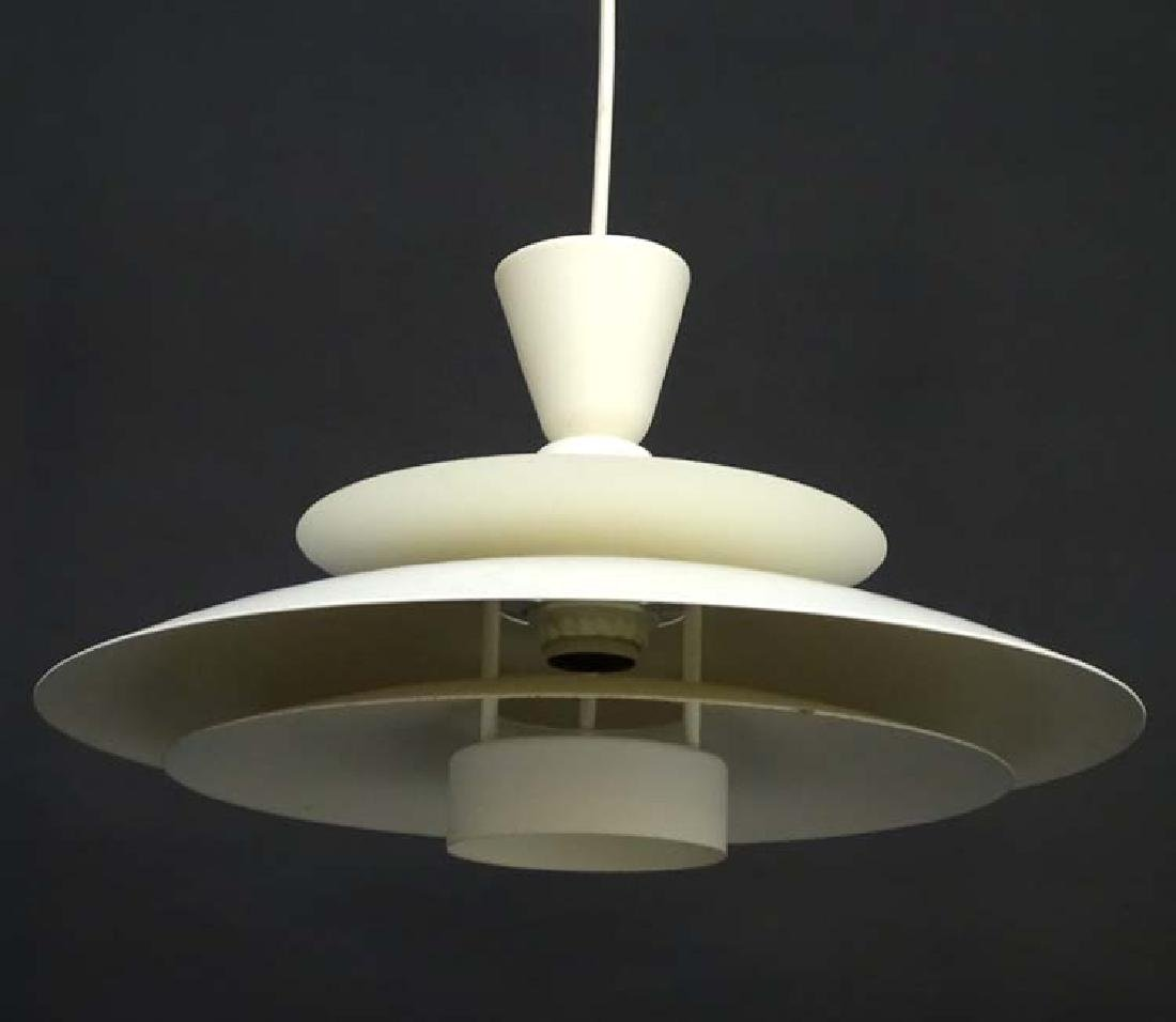 Vintage Retro: A Danish designed PH style pendant light