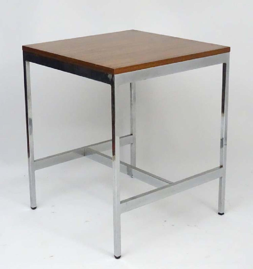 Vintage Retro :  a 1960/1970's Knoll table with