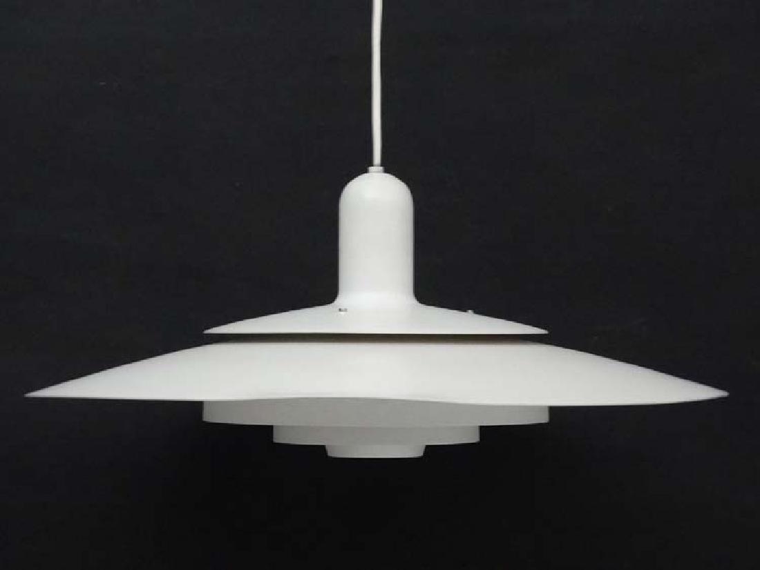 Vintage Retro :A Danish designed Pendant light / Lamp