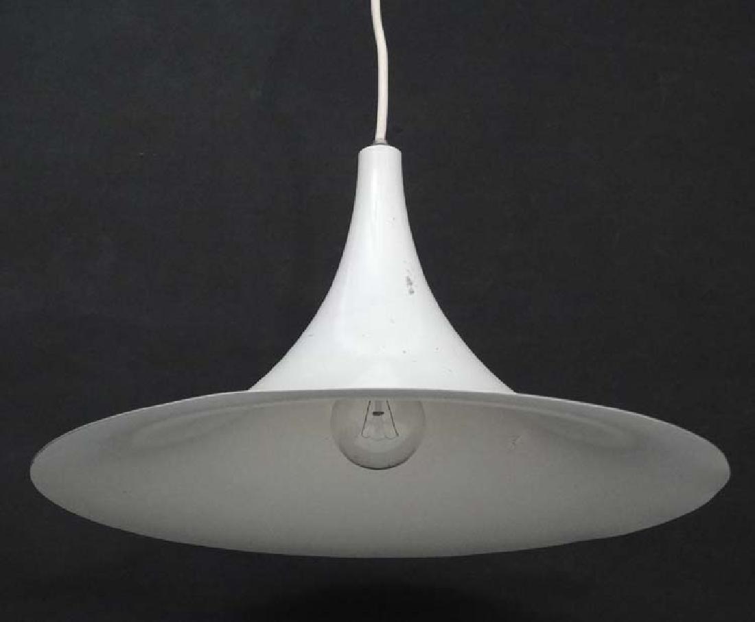 Vintage Retro : A Danish designed Pendant light / Lamp