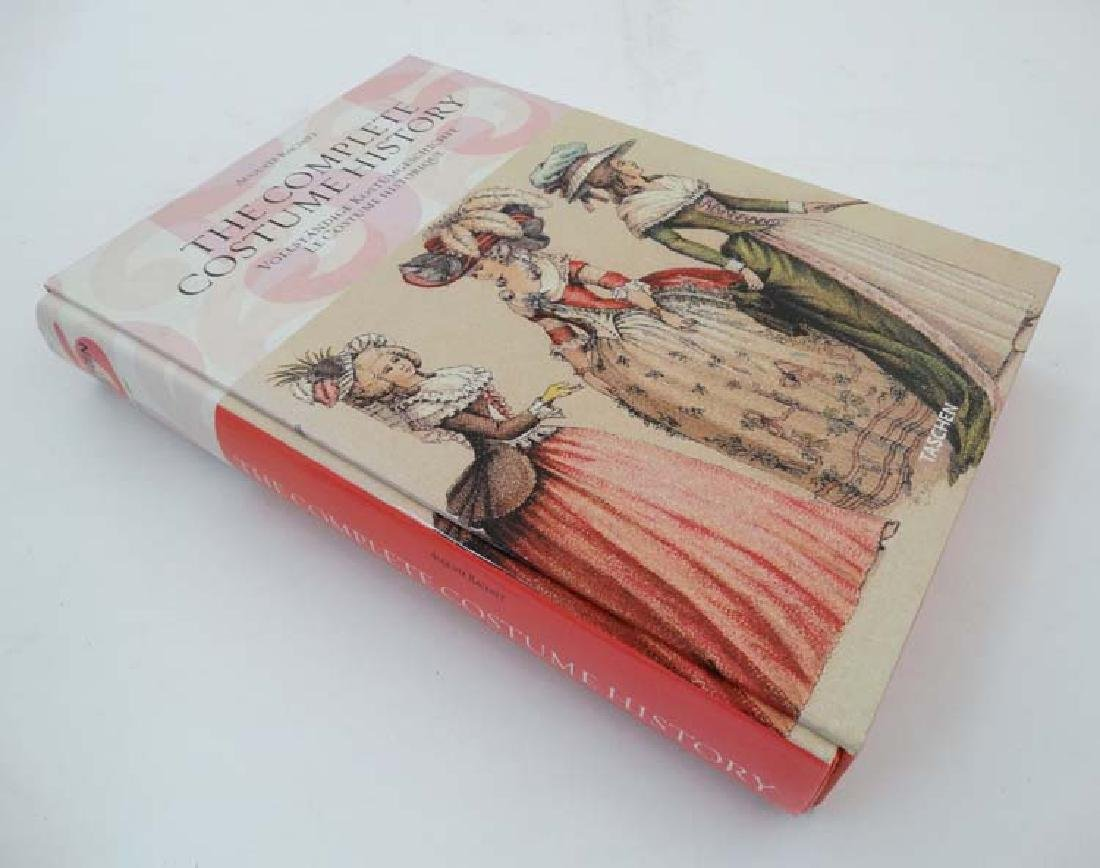 Book: A book on 'The Complete Costume History/