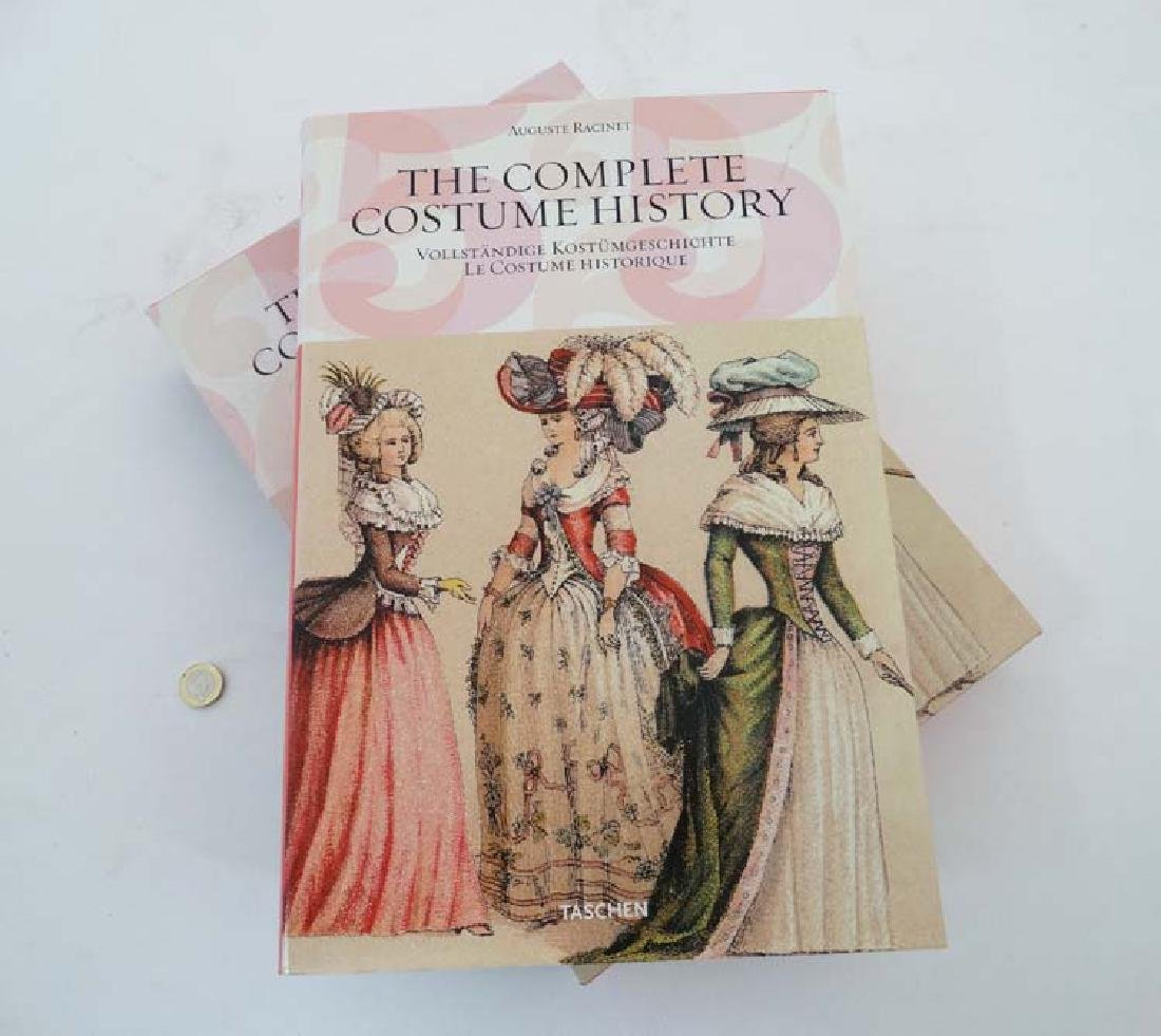 Book: A book on 'The Complete Costume History/ - 3