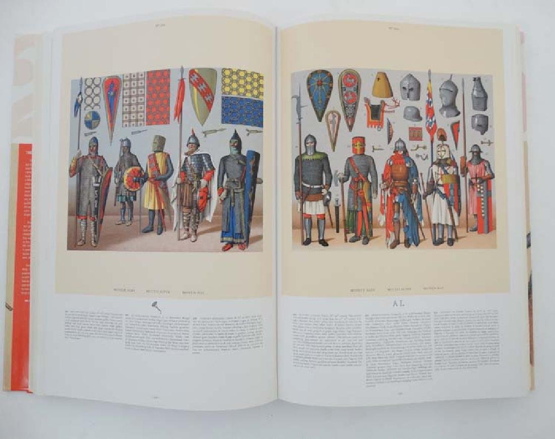 Book: A book on 'The Complete Costume History/ - 7