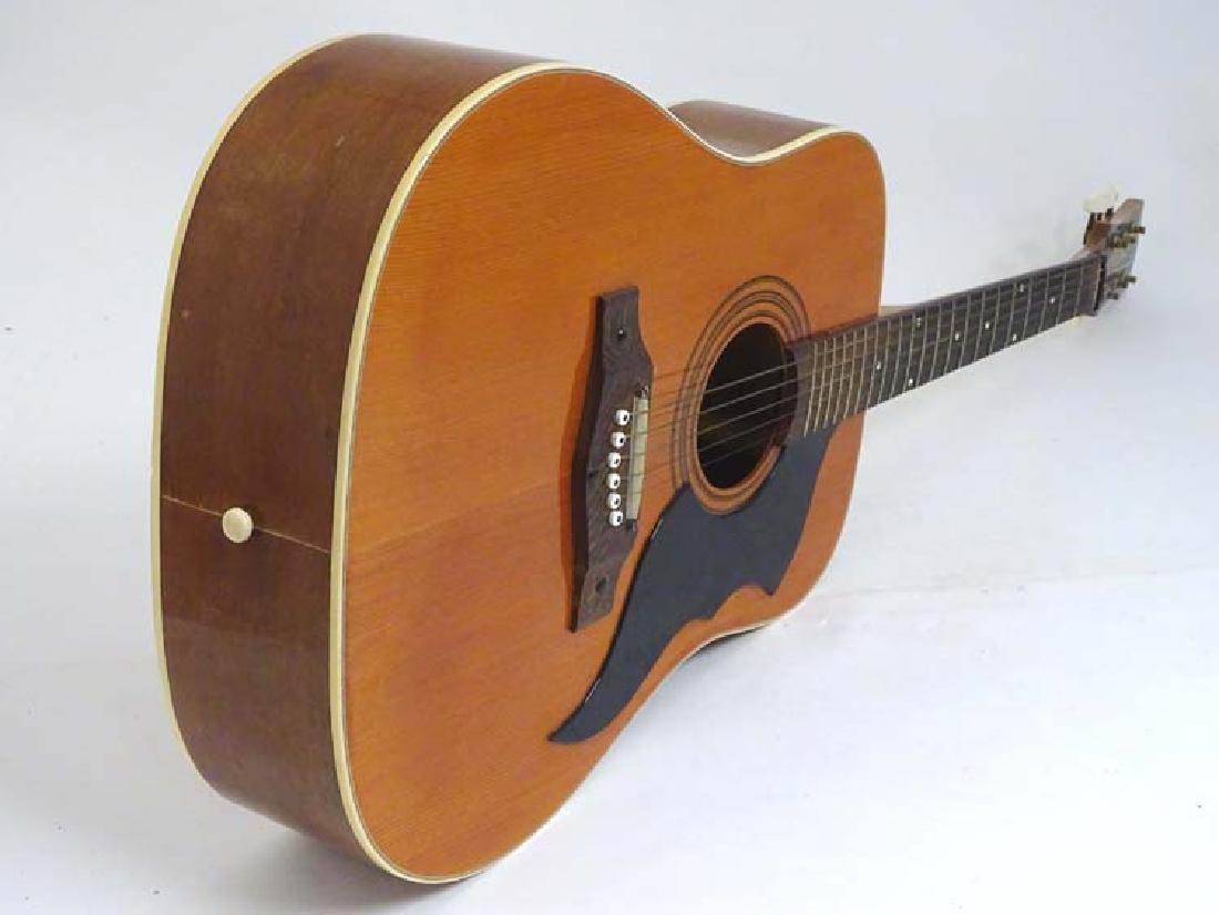 Musical Instruments : A vintage ' Ranger 6 ' Acoustic - 7