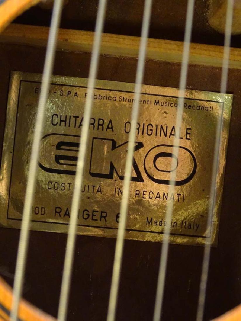 Musical Instruments : A vintage ' Ranger 6 ' Acoustic - 8