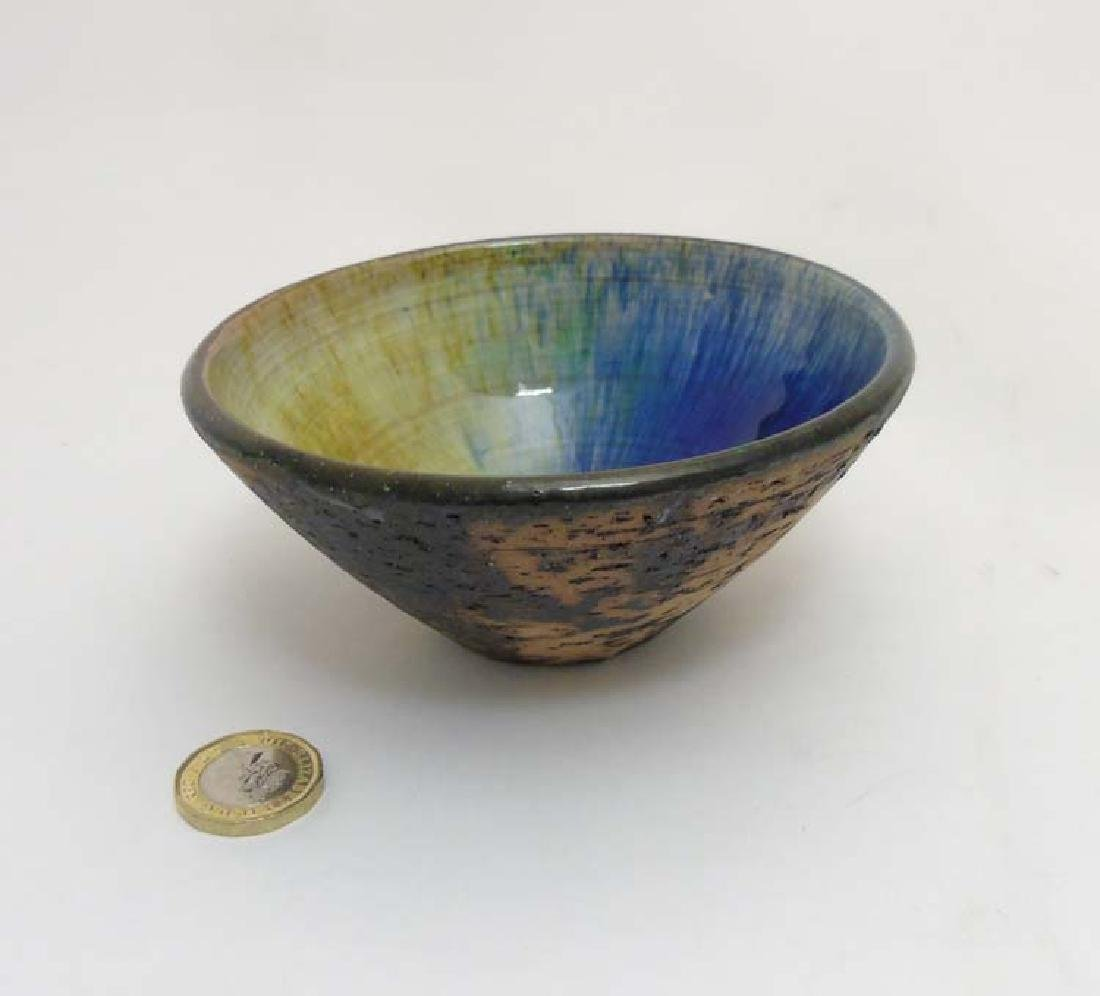 Scandinavian Pottery: A Retro Swedish Agge Ahlin bowl