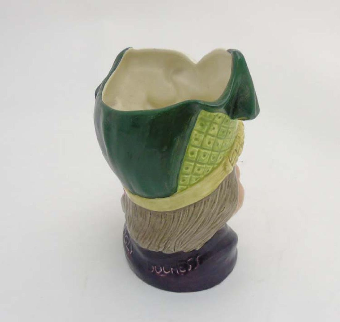 A c1960/70 Royal Doulton Toby Jug 'Ugly Duchess' Alice - 4
