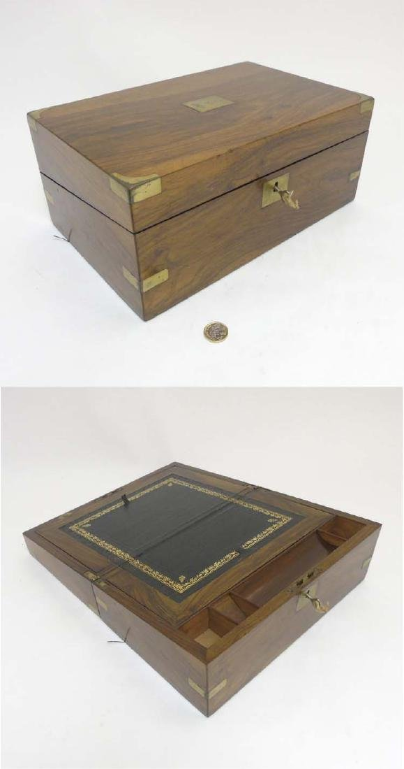 A late 18thC Neoclassical Sheraton style inlaid