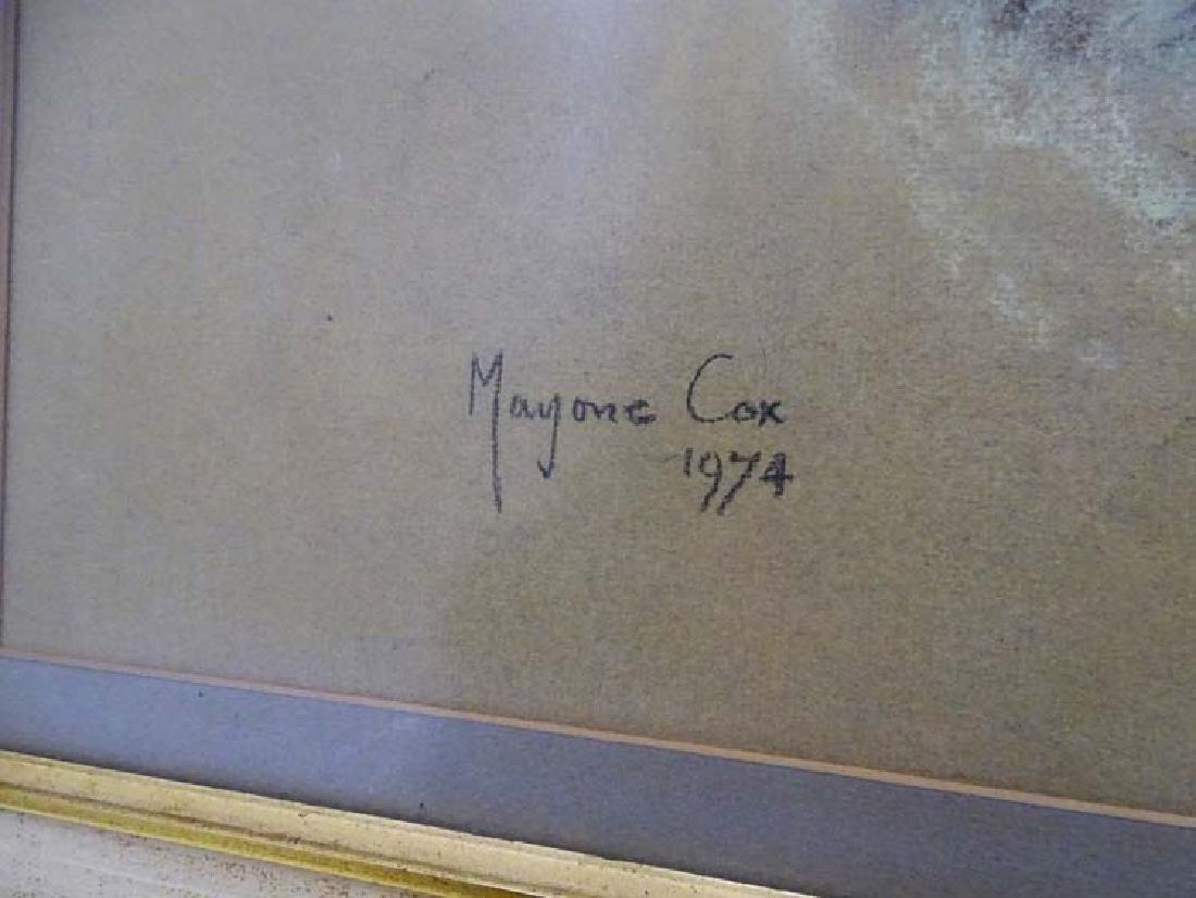 Gun Dog: Marjorie Cox (1915-2003), Pastel and charcoal, - 5