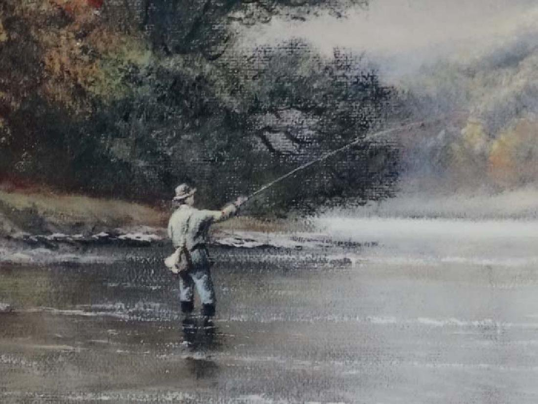 Fly-Fishing: Wendy  Reeves (1945), Signed limited - 4