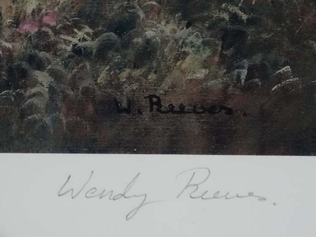 Fly-Fishing: Wendy  Reeves (1945), Signed limited - 5