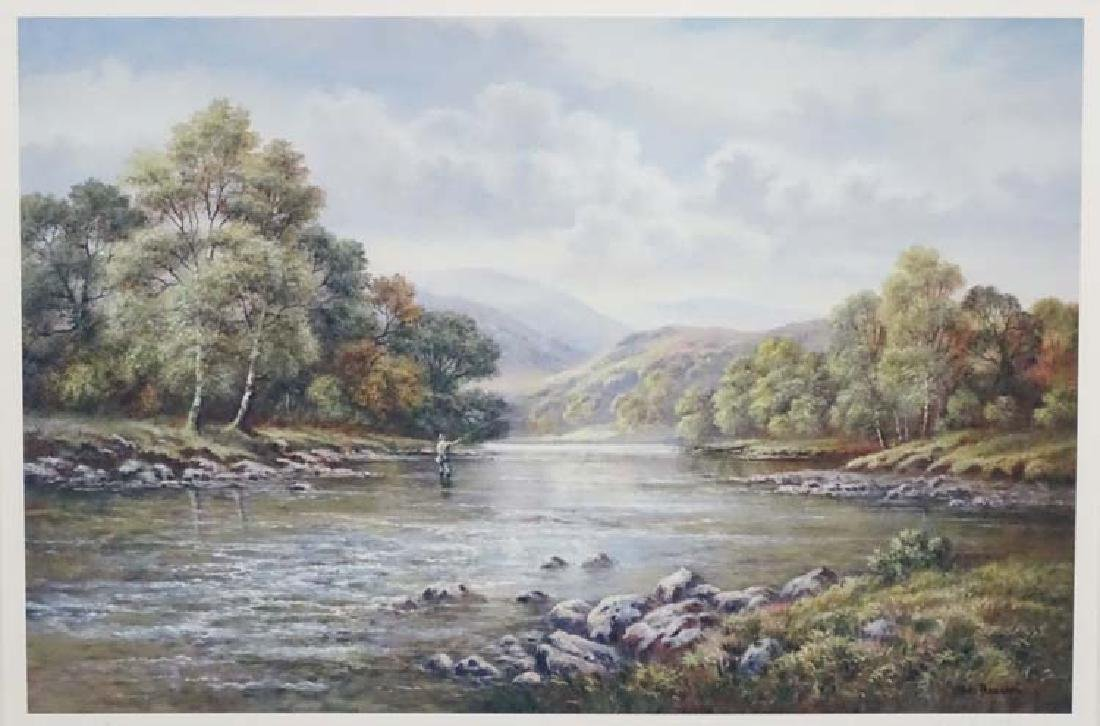 Fly-Fishing: Wendy  Reeves (1945), Signed limited - 8