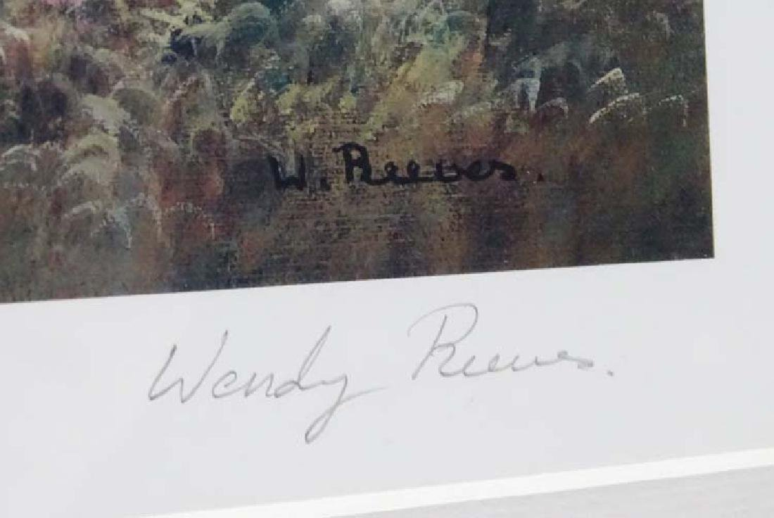 Fly-Fishing: Wendy  Reeves (1945), Signed limited - 9