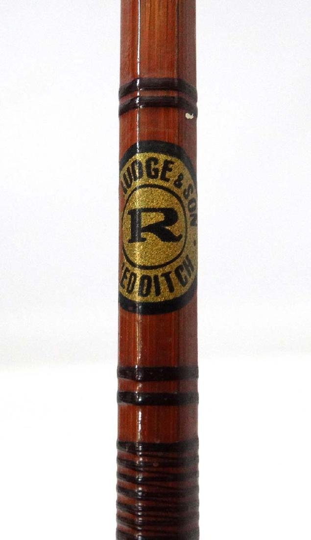Fishing :A traditional AE Rudge & Son, Redditch  7' 4'' - 4
